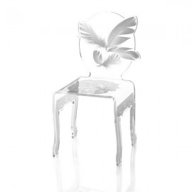 chaise plume