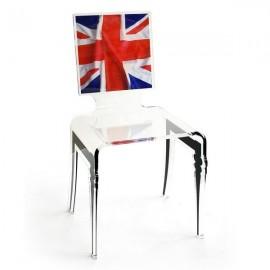 chaise graph UK flag