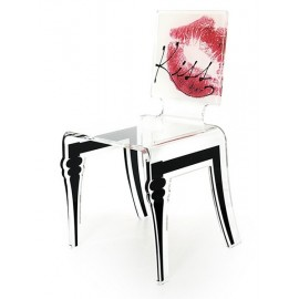 chaise graph kiss