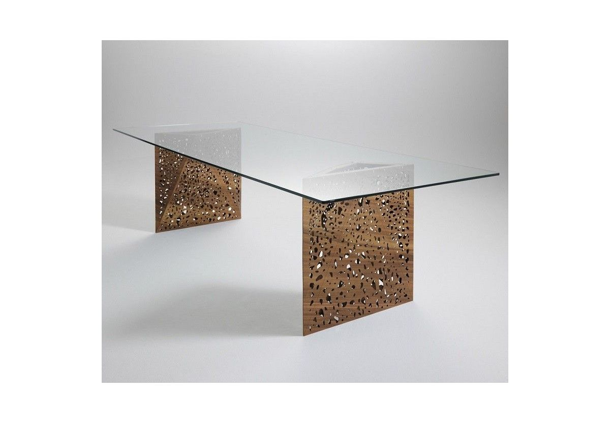 Riddled Table