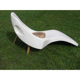 Chaise longue Fantôme