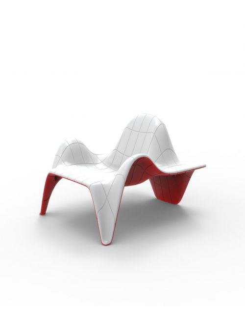 Chaise BICOLORE CLUB F3