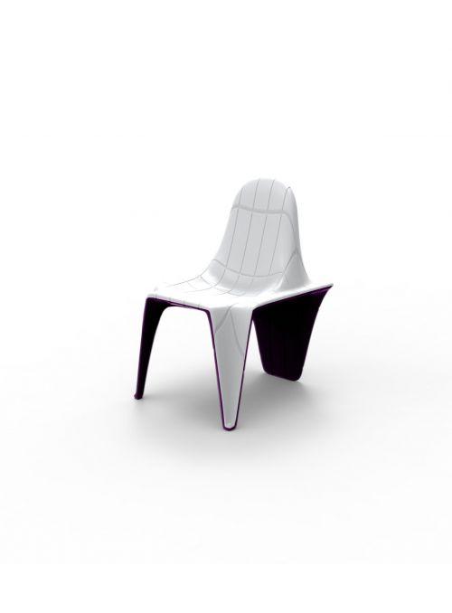 Chaise bicolore F3