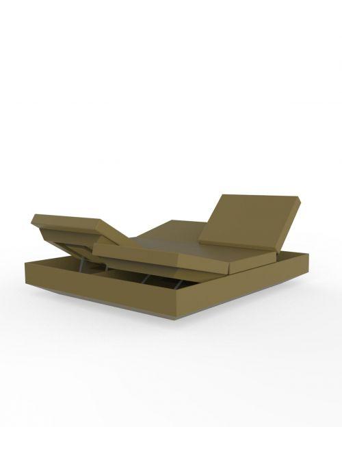 Lounge carré inclinable VELA