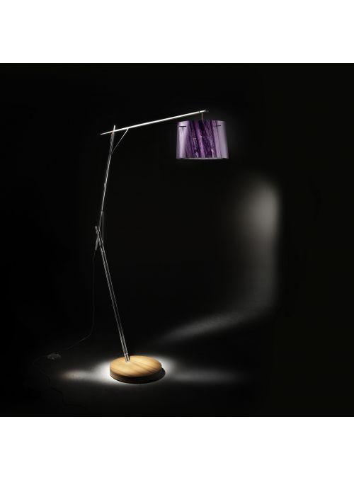 Lampe sur pied WOODY