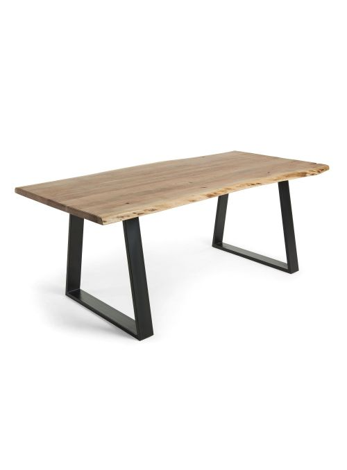 ALAIA TABLE ACACIA METAL