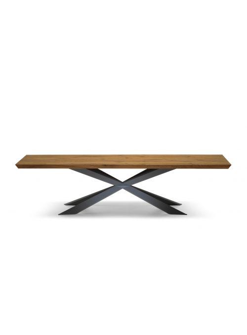 TABLE SPYDER WOOD