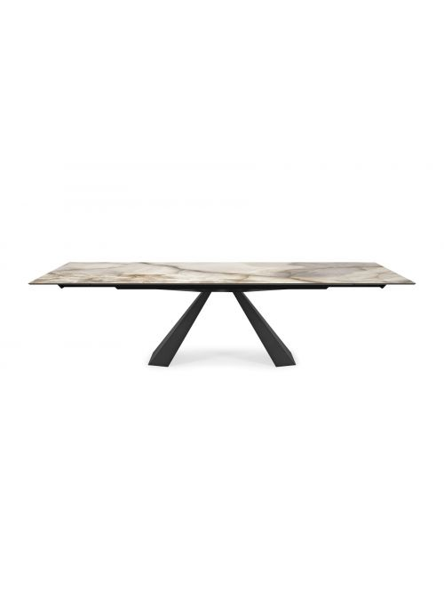 TABLE EXTENSIBLE ELIOT KERAMIK DRIVE