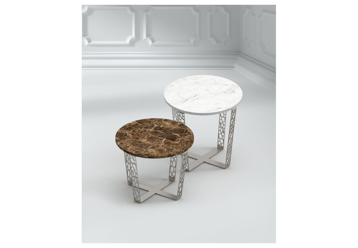 TABLE BASSE ARABESQUE