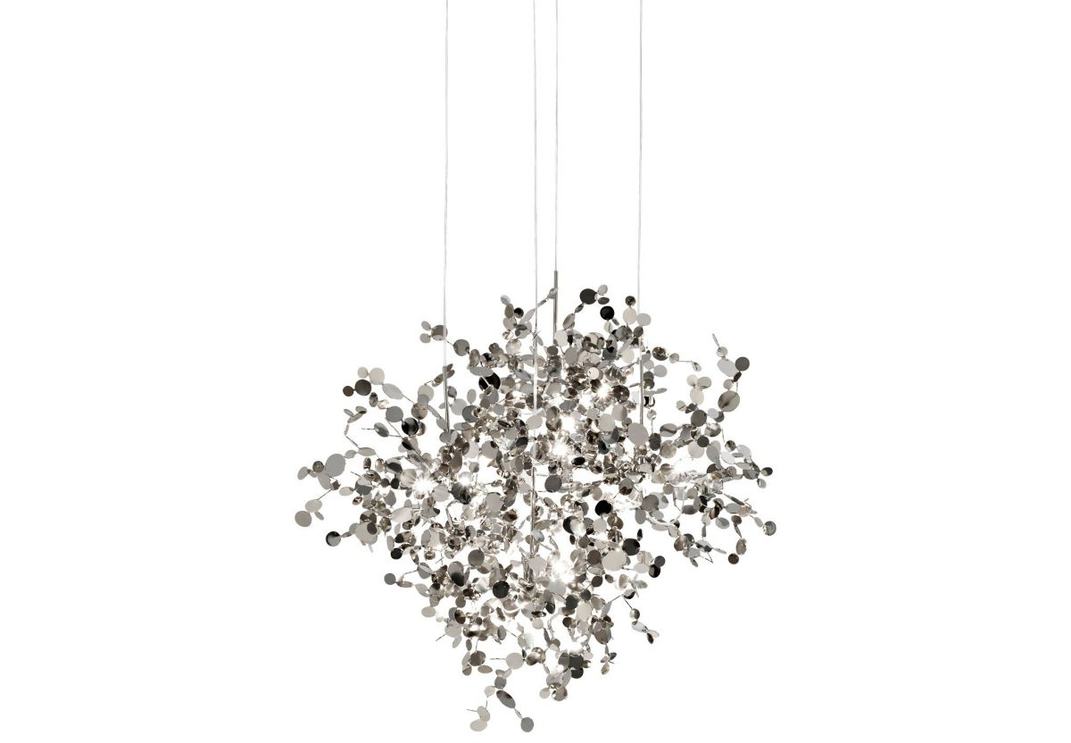 ARGENT SUSPENSION GRAND MODELE