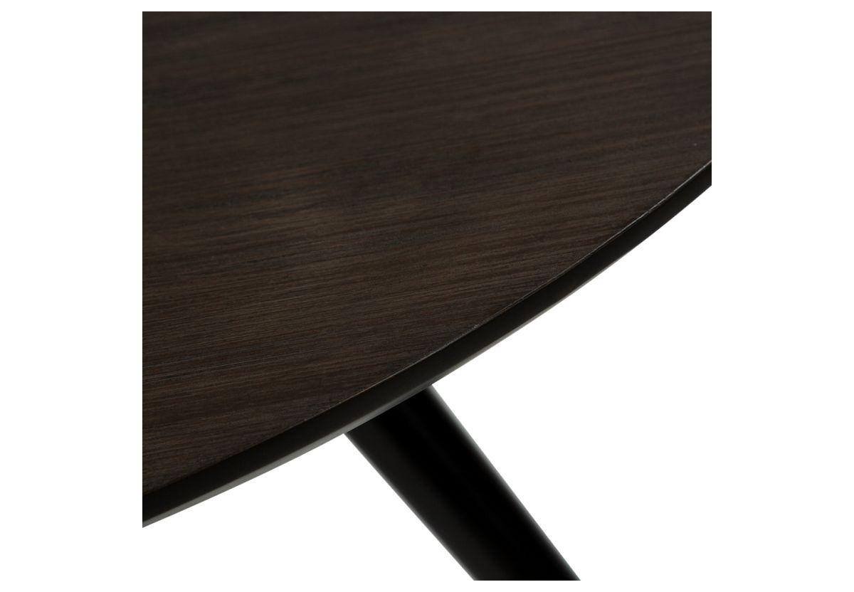 TABLE ECLIPSE AVEC PLATEAU ROND